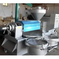 Buy cheap Oil Mill High capacity 6YL-130 automatic olive oil press machine product