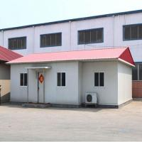 Quality Cladding Materials Prefab House for Angola for sale