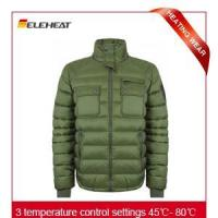 Buy cheap Heated Clothing|Mans outdoor heating clothing heated clothing product