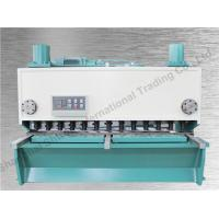 Buy cheap QC11Y-16x2500 Hydraulic Guillotine Shearing product