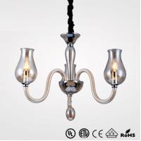 Buy cheap Decorative professional glass chandelier (HTD-PLC012) product