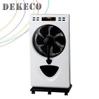 Buy cheap 90W Indoor Box Water Misting Cooling Fans 1.5L with Led Screen Display CE/ RoHS MF-1201R product