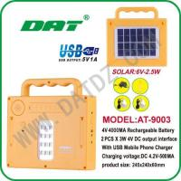 China AT-9003 solar lighting system wholesale