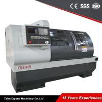 CK6140B Middle CNC Lathe with 2 GREAS