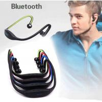 Buy cheap S9 Wireless Bluetooth 3.0 Sport Headphones with Microphone from wholesalers