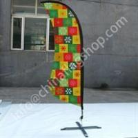 Buy cheap OUTDOOR FLAG Small Double Sided product