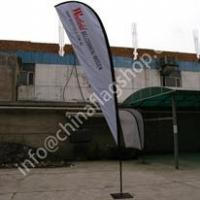 OUTDOOR FLAG Large Double Sided