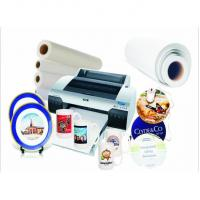 Buy cheap 75gsm Fast Dry Sublimation Transfer Paper for High Speed Printing (FU-Q 75) from wholesalers