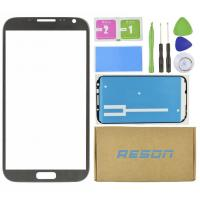 Buy cheap Reson Titanium Grey Note 2 Glass Replacement Kits from wholesalers