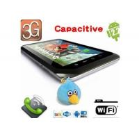 Buy cheap 7 inch Tablet PC 7 inch Capacitive Touch Screen Android 2.2 Phone Calling Tablet PC M3 from wholesalers