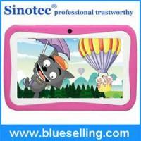 Buy cheap Children Tablet PC Children 7 Inch Tablet PC 4GB Android 4.1 Dual Camera SC-T11 from wholesalers