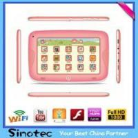 Buy cheap Children Tablet PC 7 inch RK3168 dual core children tablet pc SC-T20 from wholesalers