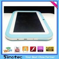Buy cheap Children Tablet PC Dual Core Kids Android Tablet PC SC-T14 from wholesalers