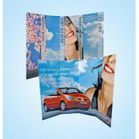 Buy cheap Best-A002 Custom Printing Triangle Advertising Standee product