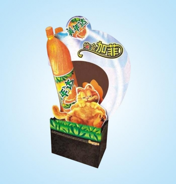 Quality Best-A001 Custom Made Point of Purchase Promotion Stand for sale