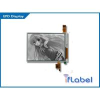Buy cheap E-paper Display 6inch e-paper display with capacitive touch panel ILE060BT from wholesalers