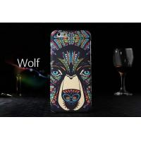 Buy cheap wild animals design mobile phone shell luminous paint protective cases for iPhone 5S/6 plus product