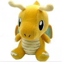 China Pokemon Plush Toy Dragonite 7 Cute Collectible Soft Stuffed Animal Doll on sale