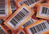 Buy cheap Barcode security labels 226 product