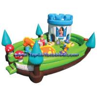 Inflatable Games Kids Funland