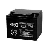China SR80-12 Rechargeable solar battery on sale