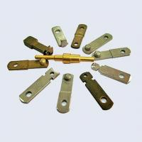 Buy cheap Male Metal Stamping Tab Parts product