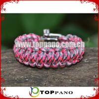Buy cheap adjustable survival bracelet product