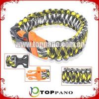 Buy cheap function survival paracord bracelet product