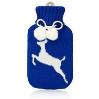 China hot water bottle cover with cover on sale