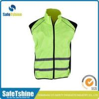 Buy cheap Factory sale various widely used reflective breathable sports vest product