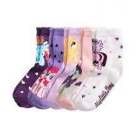Lanle teenager leisure socks, cotton custom socks,different princess styles socks for girls