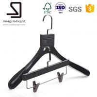 Buy cheap Wooden Clothes Hanger Set from wholesalers