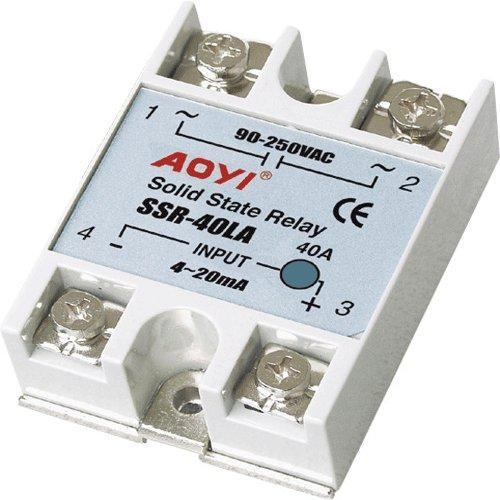 Solid State Relay 120v Solid State Relay Single Phase