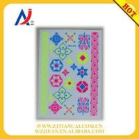 Buy cheap Quality Fluorescent colors temporary tattoo and beatiful waterproof body tattoo stickers product