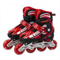 girl's/boy's/adult's, Primary inline skate,4 wheels roller skate