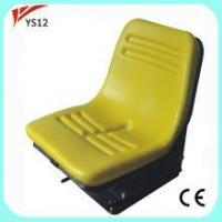 China Used Jimma 204 40 HP tractor seat ,agriculture farm tractor spare parts seat on sale