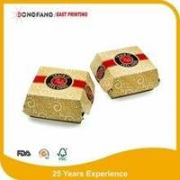 Buy cheap burger wrapping paper box product