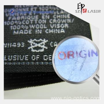 Quality Holographic Fluorescent Security Thread with Invisible Ink for sale