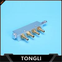 China CNG/LPG KIT COMPONENTS cng/lpg single injector rail separator on sale