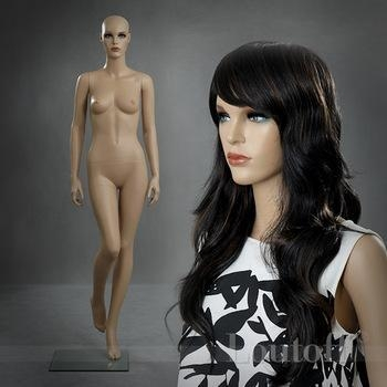Quality New design full body make-up woman posing mannequin models for sale
