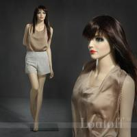 Buy cheap Full body wholesale make-up female mannequins for window display shop product