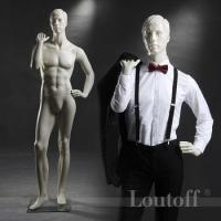 Buy cheap Cheap sexy abstract male mannequin dummy for window display shop product
