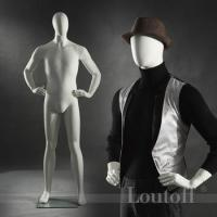 Buy cheap Full body wholesale lifelike abstract men mannequins for sale product
