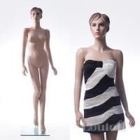 Buy cheap Skin color standing female mannequin models on sale product