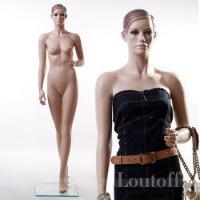 Buy cheap fiberglass new fashion lifelike realistic whole body sexy female mannequin product
