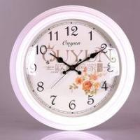 Buy cheap Decorative 16 inch Large Quartz Wooden Wall Clock product