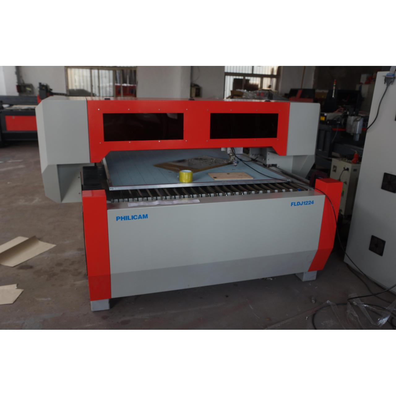 China China hobby Jinan Lifan PHILICAM GSI Acrylic/MDF/Steel laser cutting machine on sale