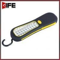 Buy cheap GF-7010 3AA Battery 27 LED Work light lamp with a hook and magnet product