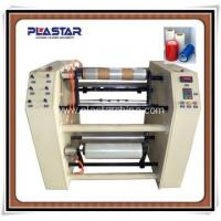 Buy cheap Full Automatic PVC,PE,Plastic,Protective Film Slitter Rewinder Machine product