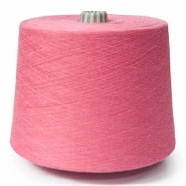 Quality Dyed polyester yarn 50s/2 for sale